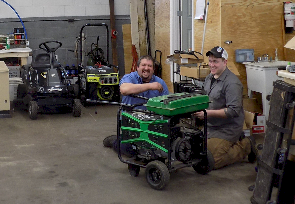 GCEMR Team Is Always Prepared To Service Your Equipment
