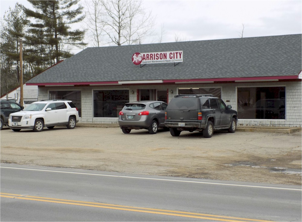 Garrison City Equipment Maintenance And Repair Is Open At Our New Location